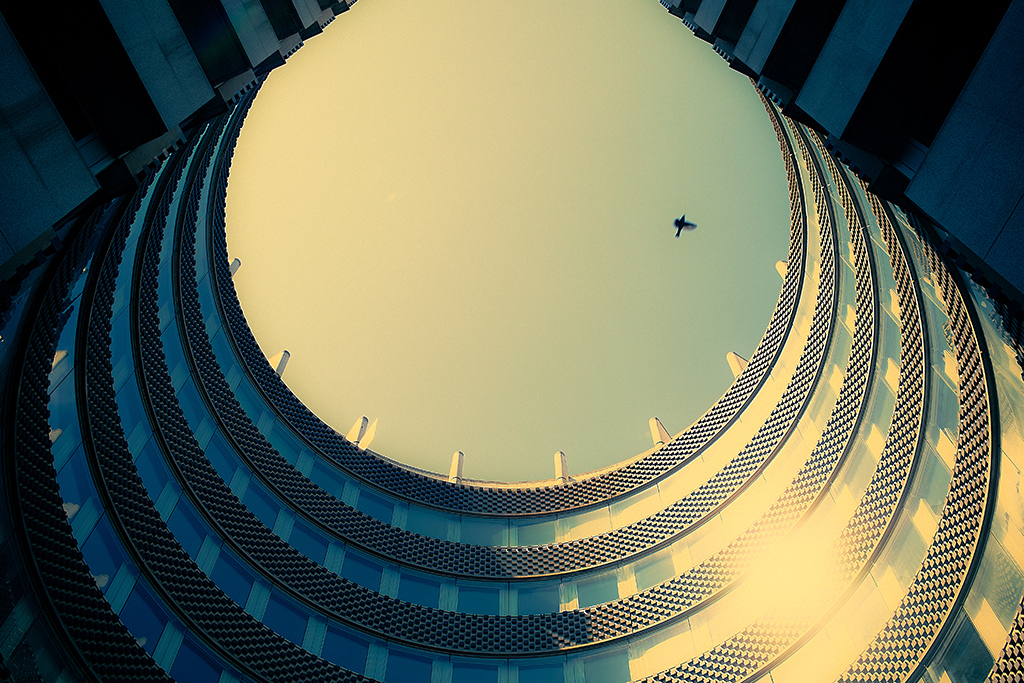 Didier Kobi - Photographe Suisse - Swiss Photographer - Ville -  City -  Urban exploration -  Architecture